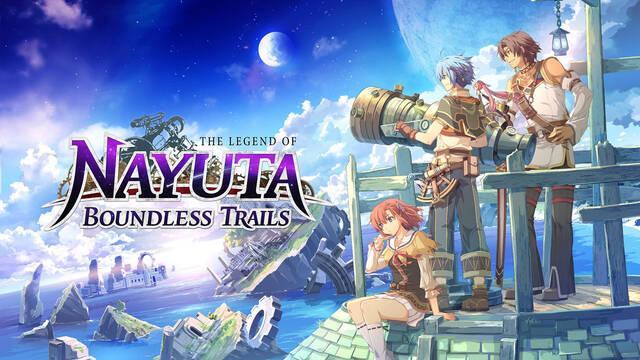 The Legend of Nayuta: Boundless Trails PC PS4 Switch fecha de lanzamiento