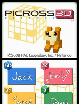 E3: Picross entra en la tercera dimensión