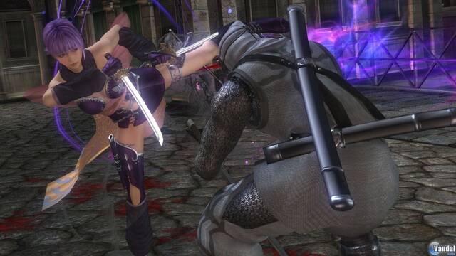 E3: Nuevas imágenes de Ninja Gaiden Sigma 2