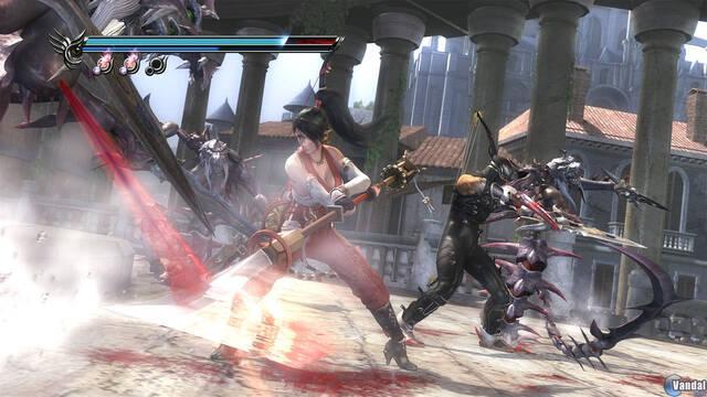 Imágenes del modo cooperativo en Ninja Gaiden 2 Sigma