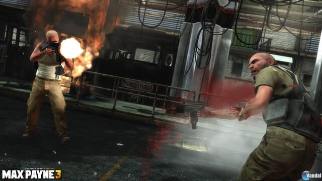 Los subfusiles de Max Payne 3 se dejan ver en nuevas imágenes y vídeo