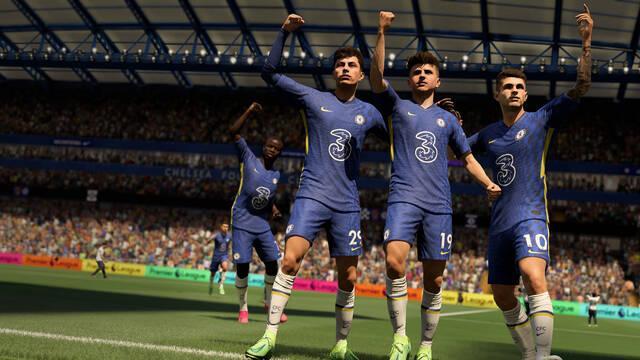 FIFA 22 Modo Carrera crear equipo