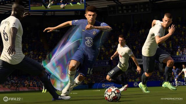 FIFA 22 versión PC no es nueva generación
