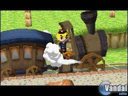 Nuevas imágenes de The Legend of Zelda: Spirit Tracks