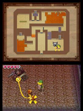 GC: Nuevas imágenes e ilustraciones del nuevo Zelda de Nintendo DS