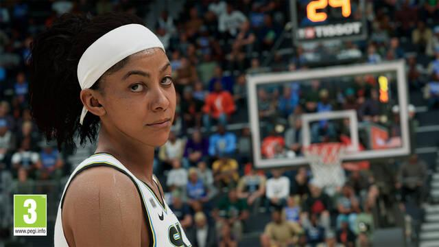 NBA 2K22 novedades