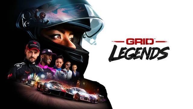 GRID Legends primer tráiler