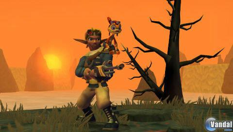 E3: Nuevas imágenes de Jak and Daxter: The Lost Frontier