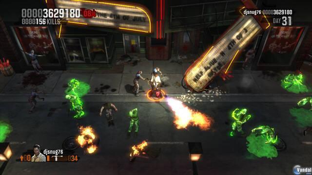 Nuevas imágenes de Zombie Apocalypse