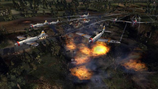 Nuevas imágenes de Order of War