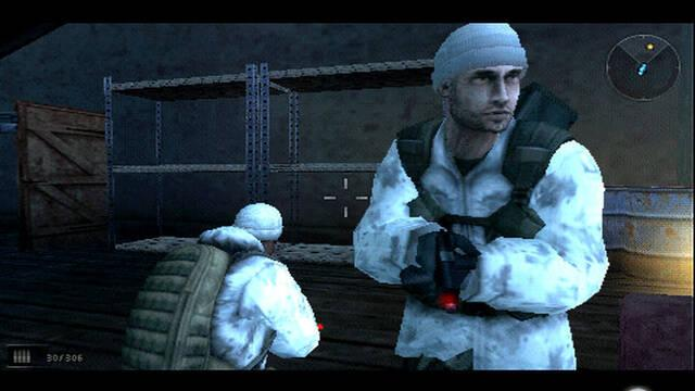 E3: Nuevas imágenes de Socom: Fireteam Bravo 3