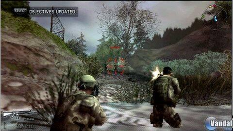Nuevas imágenes de Socom: Fireteam Bravo 3