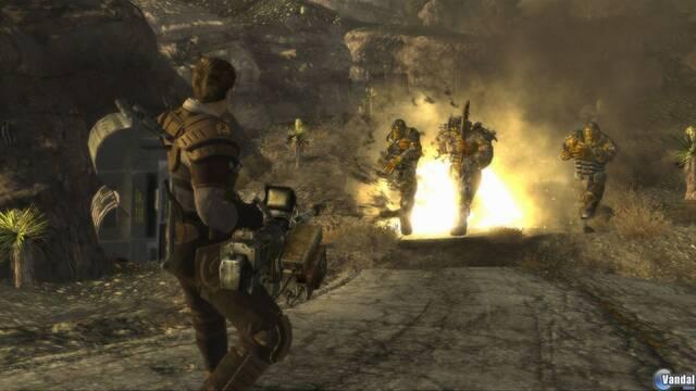 Supera Fallout: New Vegas sin morir... y sin matar a nadie