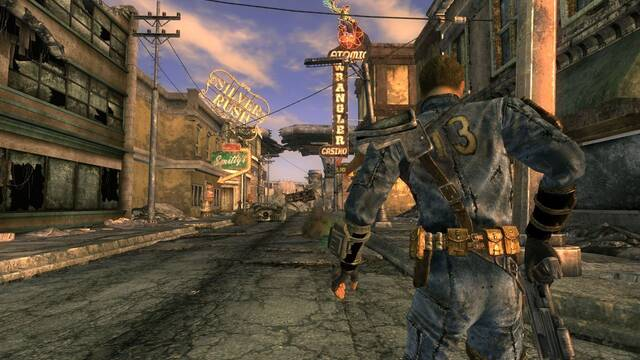 A Obsidian le encantaría diseñar un nuevo Fallout