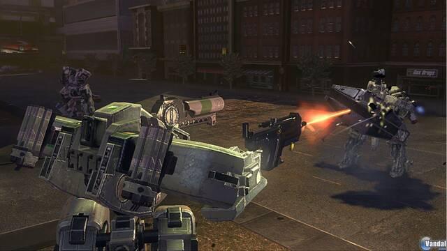E3: Nuevas imágenes de Front Mission Evolved