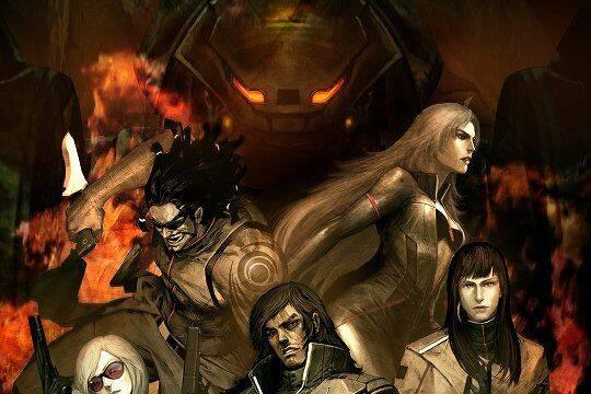 Nuevas imágenes e ilustraciones de Front Mission Evolved