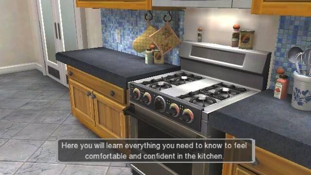 Anunciado un nuevo juego de cocina para Wii
