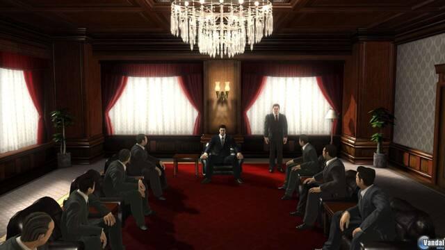 Nuevas imágenes de Yakuza 4