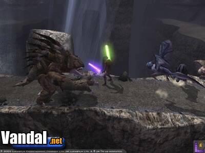 Nuevas imágenes de Star Wars: KOTOR