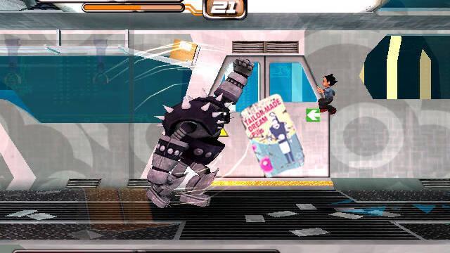 Así es el regreso a los videojuegos de Astro Boy