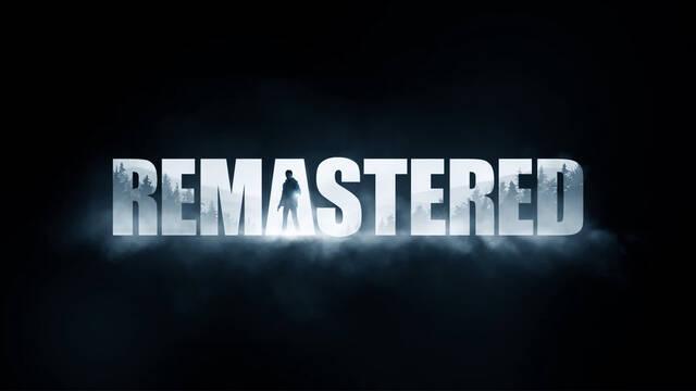 Alan Wake Remastered anuncio
