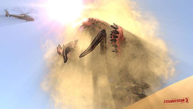 Nuevas imágenes de Serious Sam 3: BFE