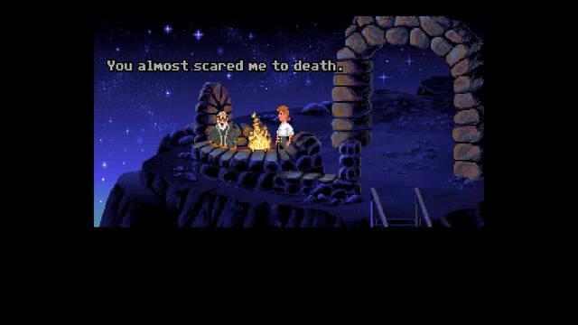 LucasArts compara el nuevo Monkey Island con el original