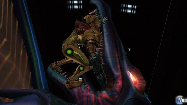 Nuevas imágenes de Metroid Prime Trilogy