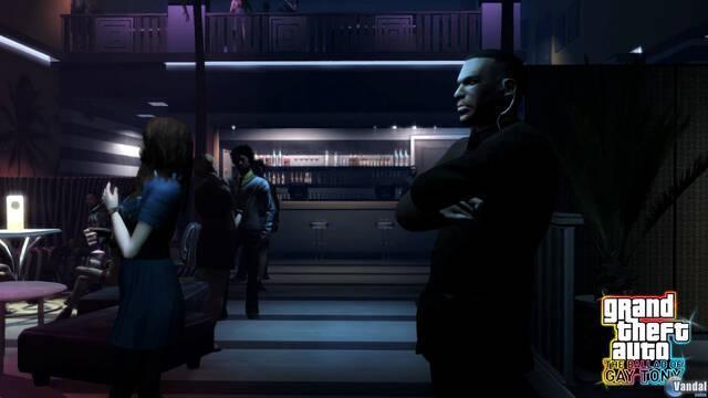 Nuevas imágenes de GTA IV: The Ballad of Gay Tony
