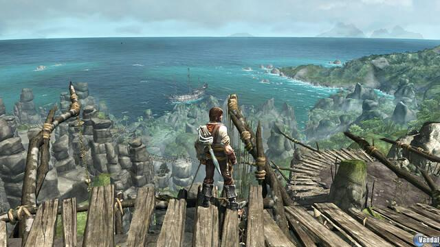 E3: Nuevas imágenes y vídeo de Piratas del Caribe: Armada of the Damned