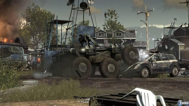E3: Primeras imágenes y vídeo de Homefront