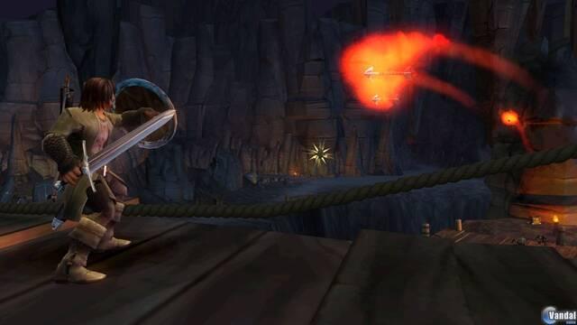 E3: Nuevas imágenes de The Lord of the Rings: La búsqueda de Aragorn