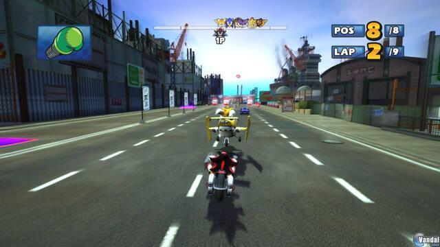 Nuevas imágenes de Sonic & Sega All-Star Racing