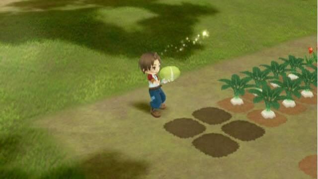 Nuevas imágenes de Harvest Moon: Animal Parade