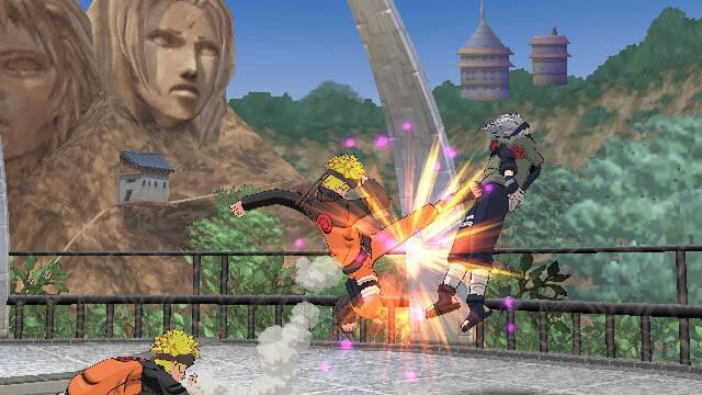 E3: Primeras imágenes de Naruto Shippuden: Clash of Ninja Revolution 3