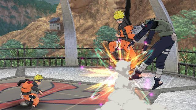 E3: Más imágenes de Naruto Shippuden: Clash of Ninja Revolution 3