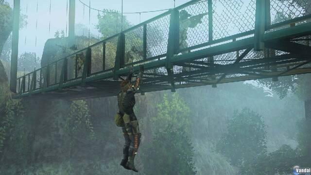 E3: Primeras imágenes de Metal Gear Solid: Peace Walker