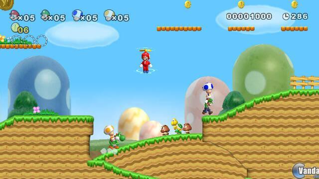 E3: El nuevo Mario estrena la conferencia de Nintendo