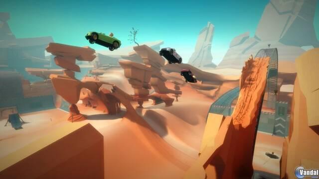 E3: Primeras imágenes y vídeo de Joy Ride