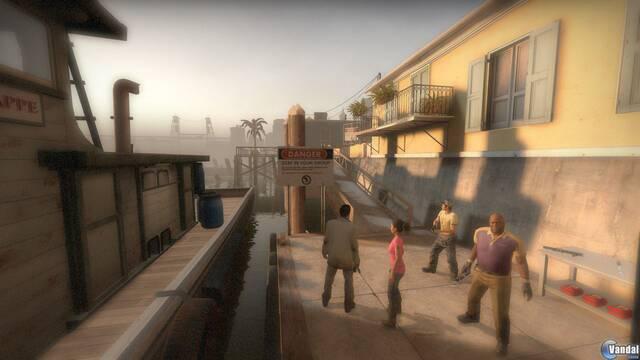 Nuevas imágenes de Left 4 Dead 2