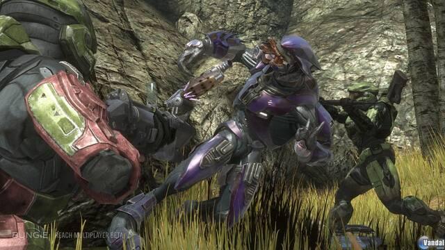 Nuevas imágenes de Halo: Reach