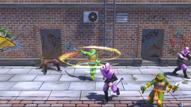 E3: El remake de Turtles in Time llegará también a PlayStation Network