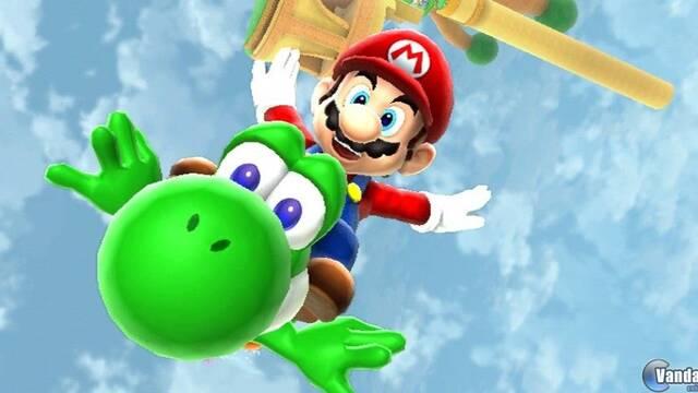 E3: Anunciado Super Mario Galaxy 2 para Wii