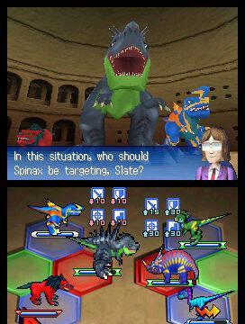 E3: Sal en busca de fósiles con Fossil Fighters para Nintendo DS