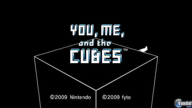 E3: You, Me and the Cubes, lo nuevo para WiiWare