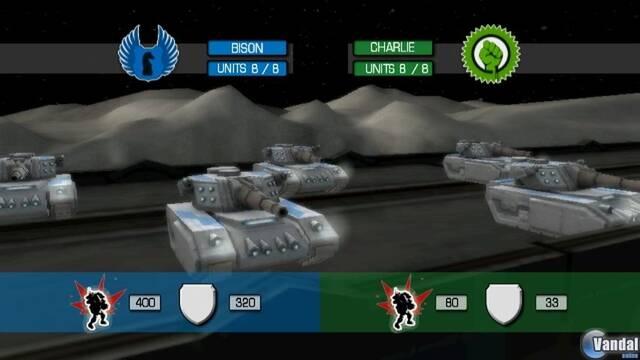E3: Hudson muestra Military Madness
