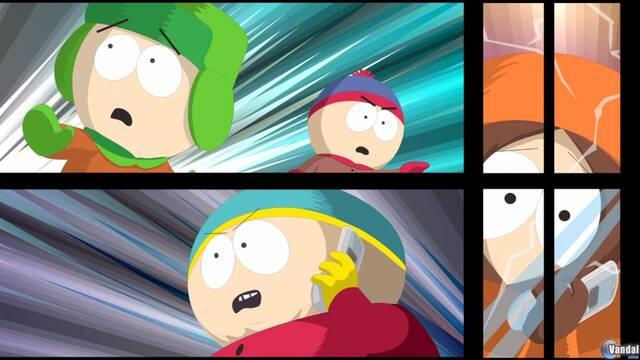 GC: Primeras imágenes de South Park para Xbox Live Arcade