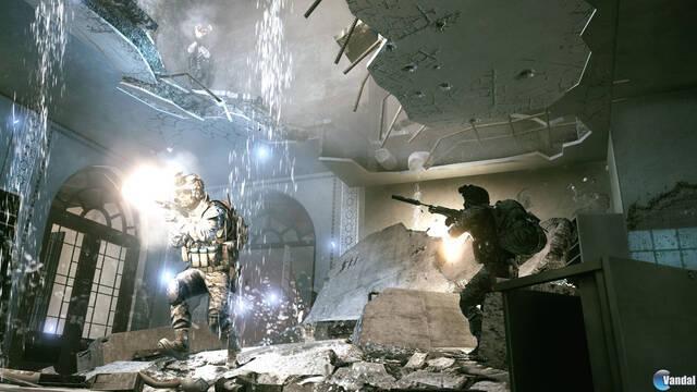 Nuevas imágenes y vídeo de la expansión Close Quarters de Battlefield 3