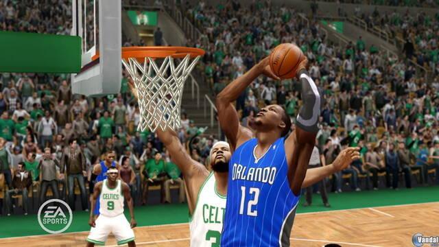 Nuevas imágenes de NBA Live 10