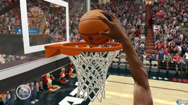 Primeras imágenes y vídeo de NBA Live 10